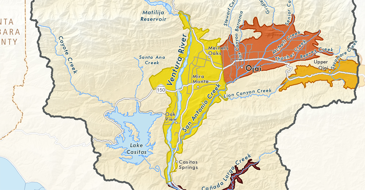 Apr. 23, 2015 – Public Meeting: Formation of a Groundwater Agency for Upper Ventura River Basin
