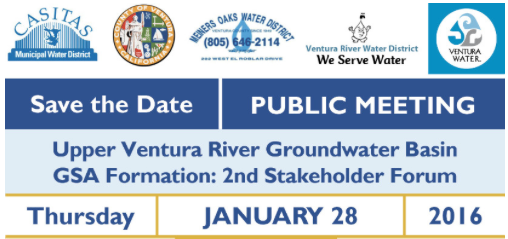 Jan. 28, 2016 – GSA Stakeholder Meeting