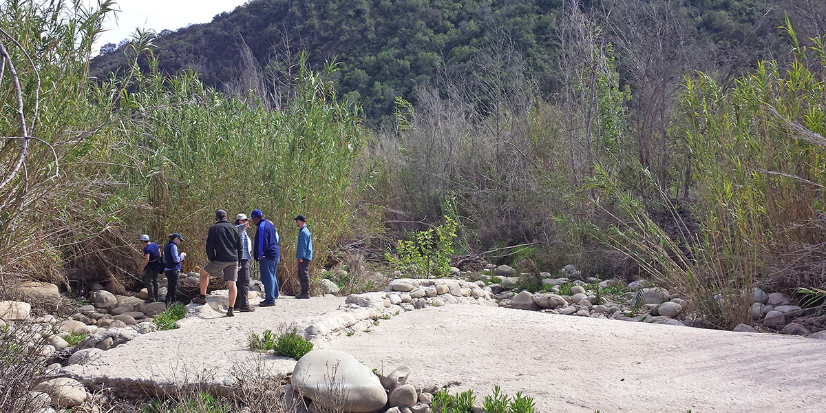 Mar. 30, 2016 – State Working to Enhance Ventura River Flows