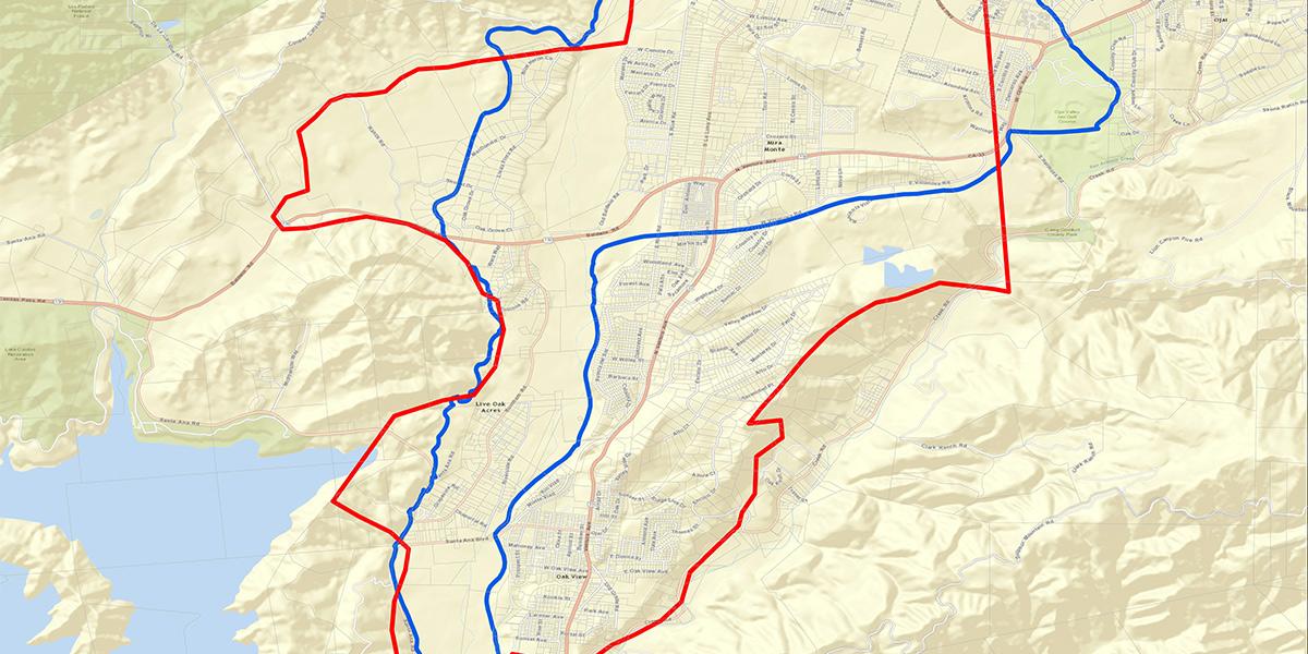 Apr. 1, 2016 – Upper Ventura River Basin Boundary Modification Requested